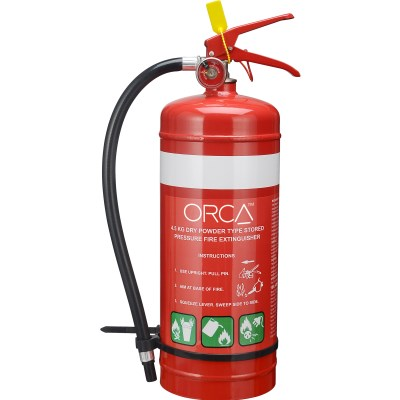 ORCA  4.5KG FIRE EXTINGUISHER