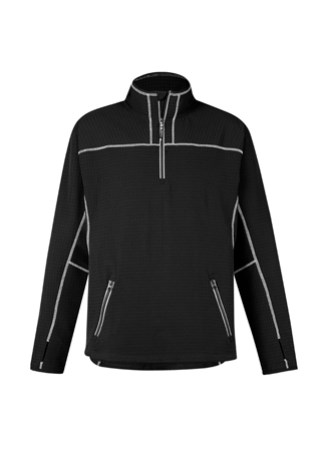 MENS STREETWORX STRETCH MID-LAYER JERSEY