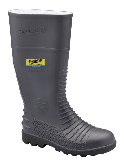 BLUNDSTONE ARMORTOE SAFETY GUMBOOT