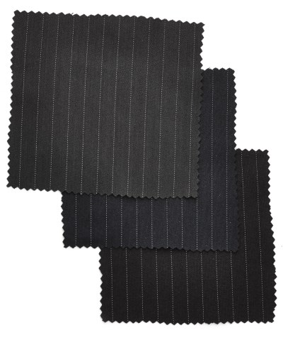 COOL STRETCH PINSTRIPE SUITING