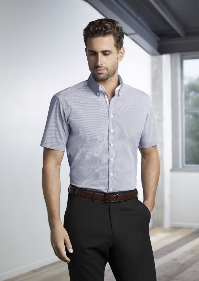 FIFTH AVENUE MENS SHORT SLEEVE SHIRT