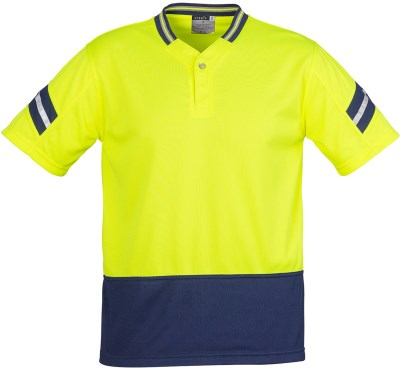 MENS HI VIS ASTRO POLO