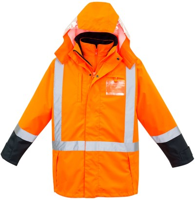 MENS TTMC-W 4 IN 1 WATERPROOF JACKET