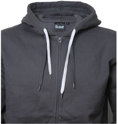 DDZ DOUBLE DRAWCORD ZIP HOOD