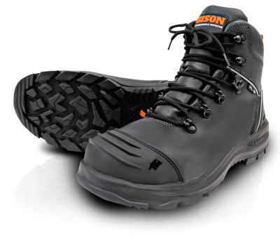 BISON XT LACE UP ANKLE SAFETY BOOT