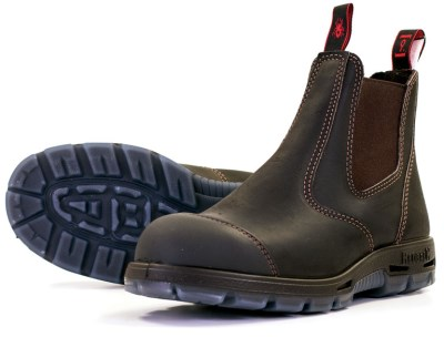 REDBACK USBOKS SCUFF CAP ELASTIC SIDE SAFETY BOOT