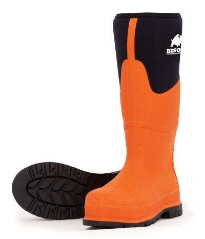 BISON MINERS SAFETY GUMBOOT