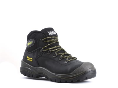 GRI SPORT CONTRACTOR ANKLE SAFETY BOOT BLACK