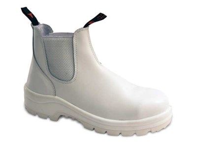 JOHN BULL BIANCO SAFETY SLIP ON BOOT