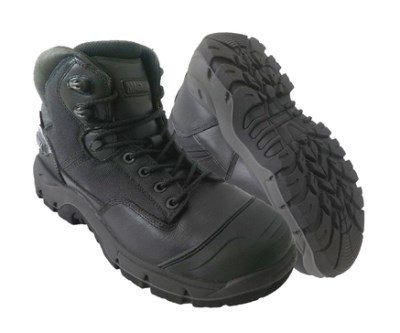 HI TEC MAGNUM SITEMASTER SAFETY BOOT ZIP