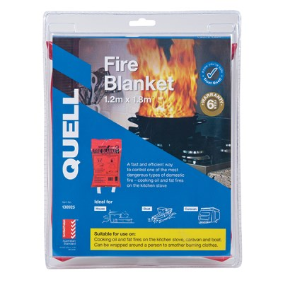 CHUBB FIRE BLANKET 1200 X 1800MM