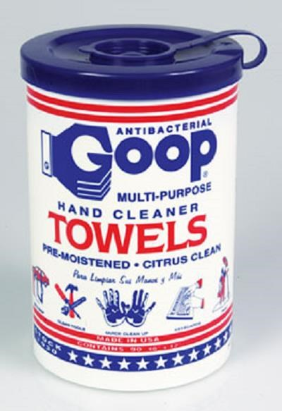GOOP TOWELLETTES 90'S