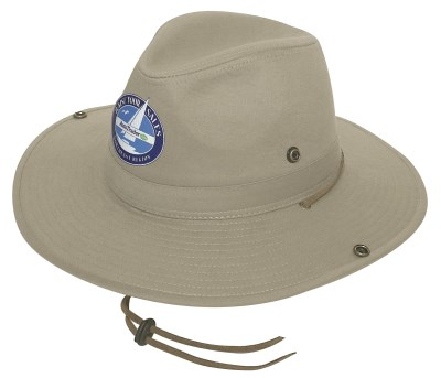 HSZ SAFARI COTTON TWILL HAT