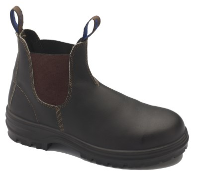 BLUNDSTONE 140 XFOOT SLIP ON SAFETY BOOT