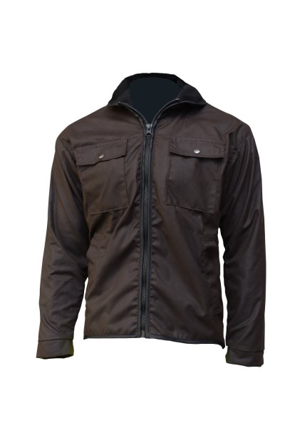 FAR SOUTH LUMSDEN LONG SLEEVE OILSKIN JACKET