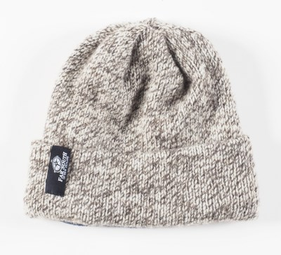 FAR SOUTH SLOPE POINT LINED WOOL BEANIE