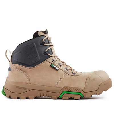 FXD BOOT WB2 ANKLE HEIGHT WITH SCUFF CAP STONE