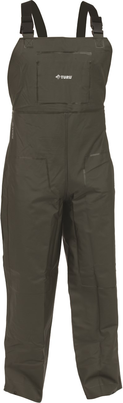 BISON PVC BIB OVERTROUSERS