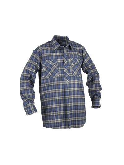 STAG BRUSHED COTTON SHIRT