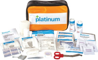 FIRST AID 3-5 PERSON FIRST AID KIT - SOFT PACK