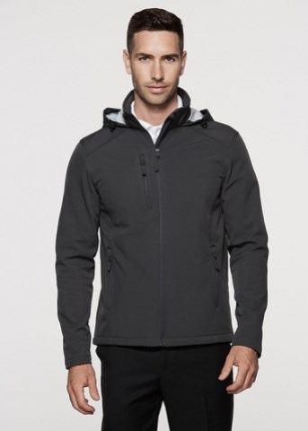 AP OLYMPUS SOFT SHELL JACKET MENS
