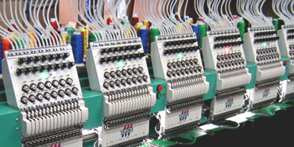 enquire about our branding & in-house embroidery solutions